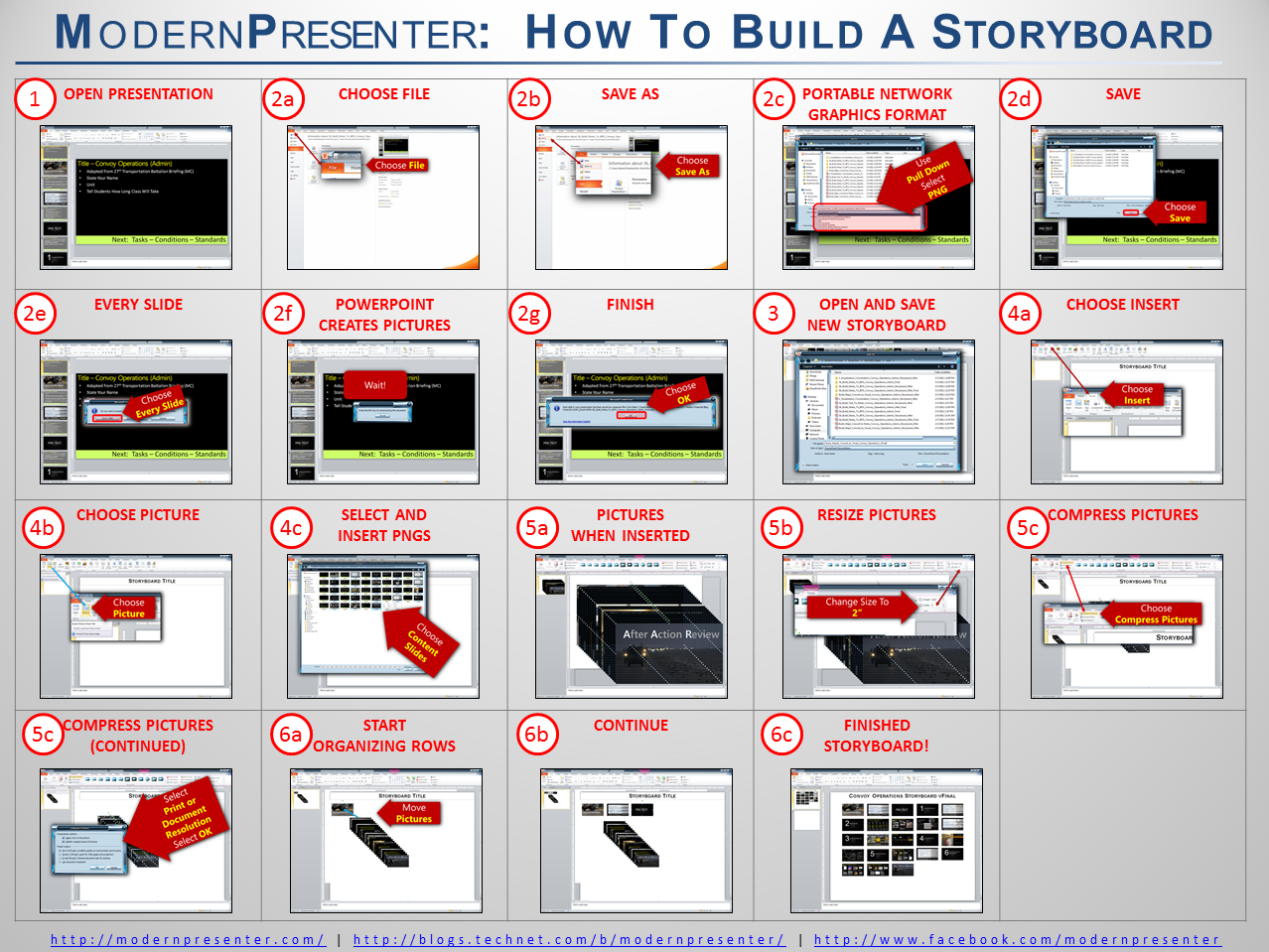 Exle Of Storyboard Powerpoint Setting Up Your Storyboard And
